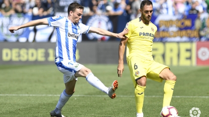 Villarreal vs Leganés, Sunday 21st April at 6:30pm