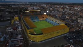 The metamorphosis of the Estadio de la Cerámica