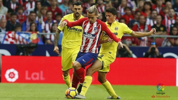 Villarreal-Atlético Madrid, 18th March at 6:30pm