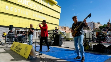 The Sigmunds brilla en el concurs Groc Talent