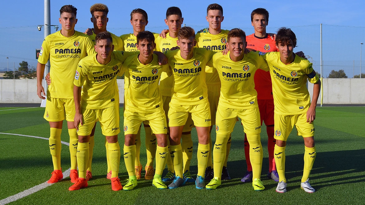 The five Yellows Academy players currently play for the CD Roda U19 A team.