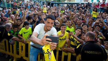 """Coming to Villarreal is one of my best decisions"""