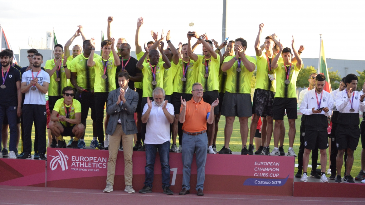 Playas de Castellón are named European champions