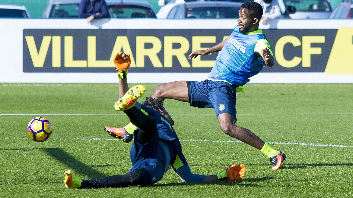 Bakambu begins African Cup of Nations with a win