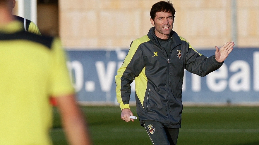 "Marcelino: ""We have to have a perfect match"""