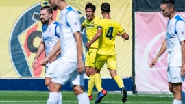 Weekend schedule for Villarreal CF teams