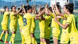 Villarreal Women kick off league season against Levante B