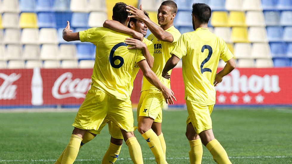 Villarreal B will be the backbone of the U21