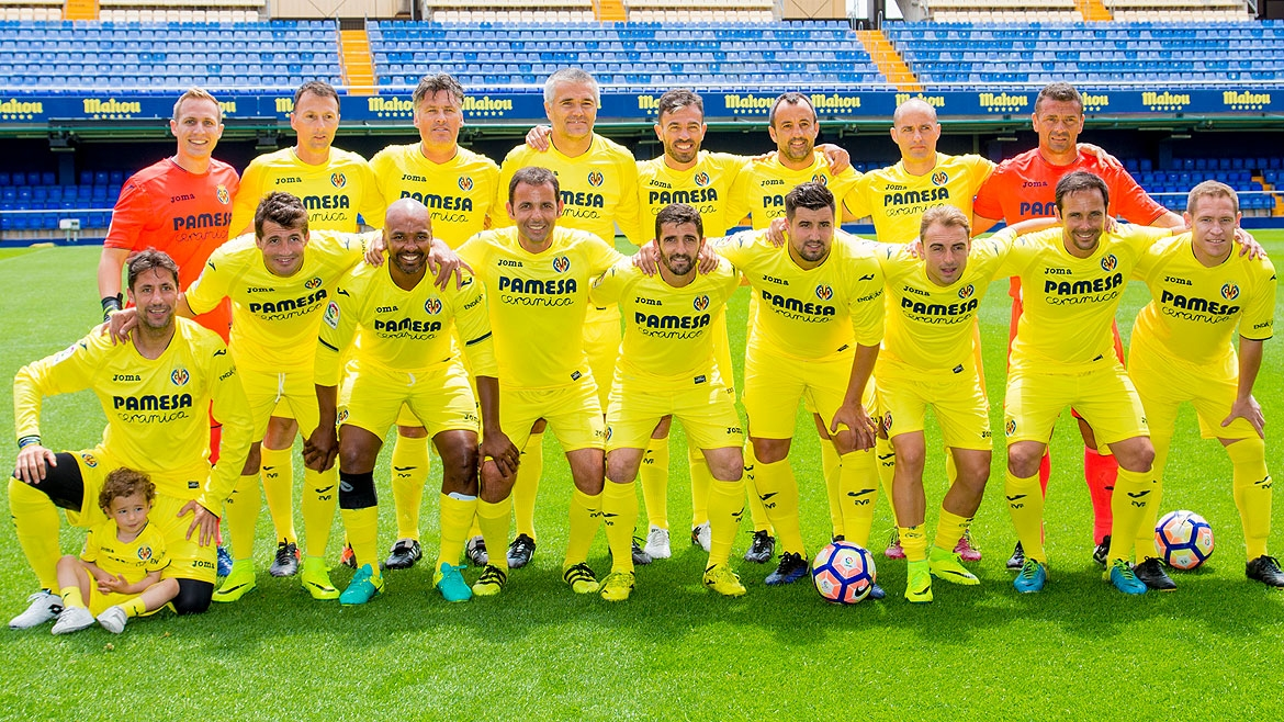 The Yellow legends are back!