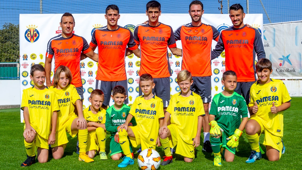Take part in the official Villarreal tournaments!