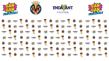 Villarreal CF and the SanSan Festival unite