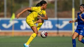 Spain U17s call up Salma Paralluelo