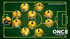 The ideal historic Villarreal XI as voted for by fans