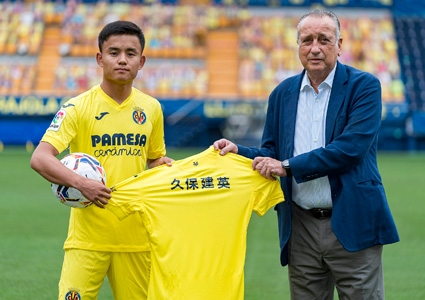 """Take: """"I want to help Villarreal and grow here"""""""