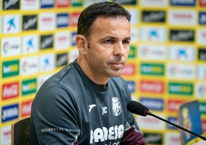 """Calleja: """"We must be intense and give our all"""""""