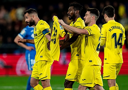 Rayo vs Villarreal in the cup, Wednesday 29th at 7pm