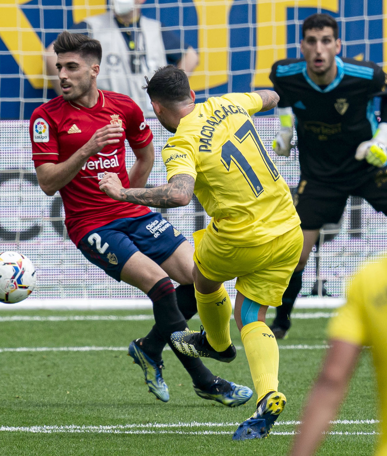 Controversial defeat against Osasuna