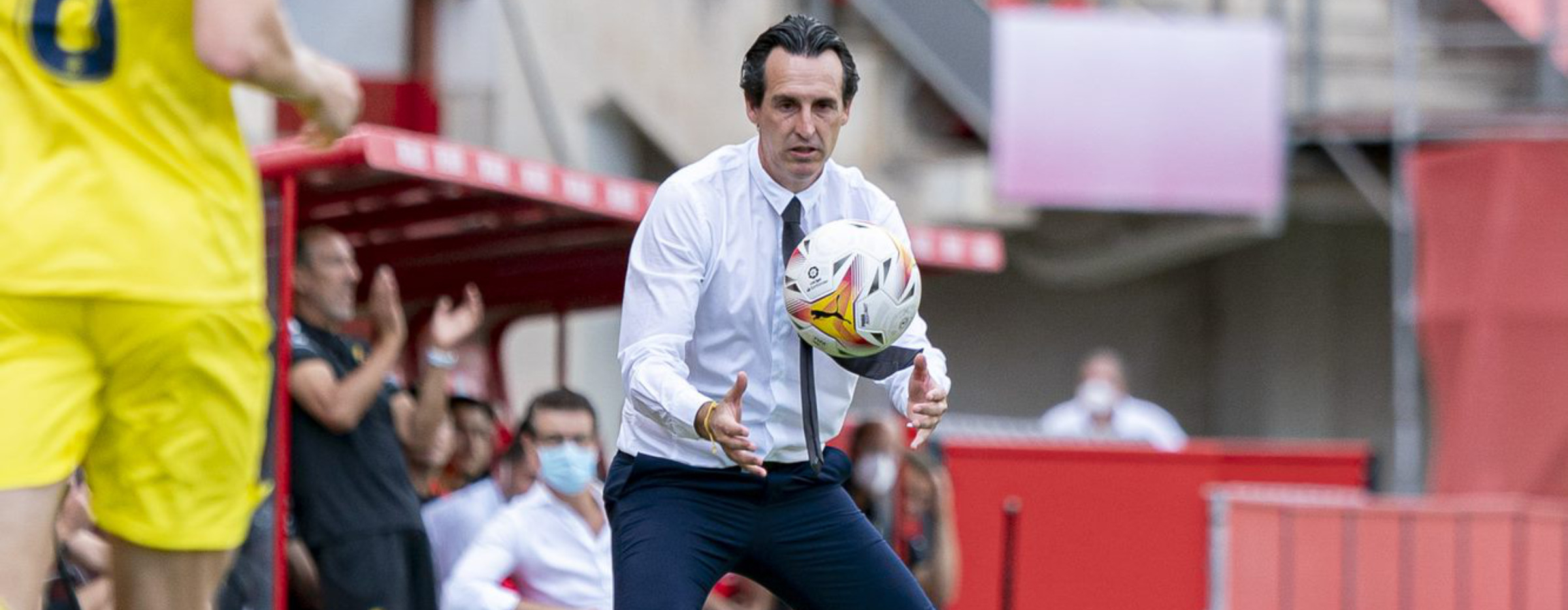 """Emery: """"We need to be more clinical"""""""